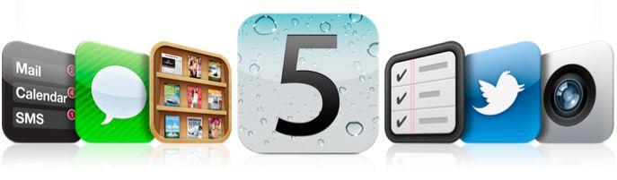 Llegó el iOS5, si tiene iPhone, iPod o iPad le interesa!