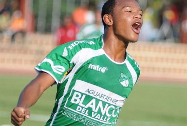 Andrés 'Manga' Escobar vuelve al Deportivo Cali