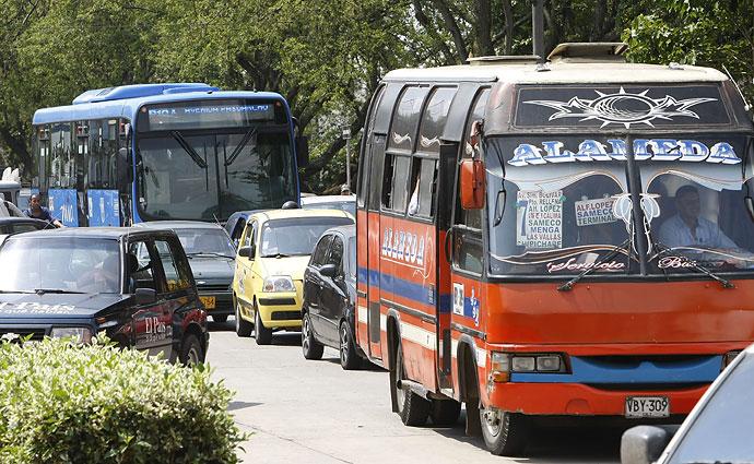 $1.600 precio de pasaje para Buses y MIO