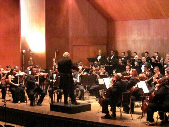 Agoniza la orquesta filarmónica de Cali