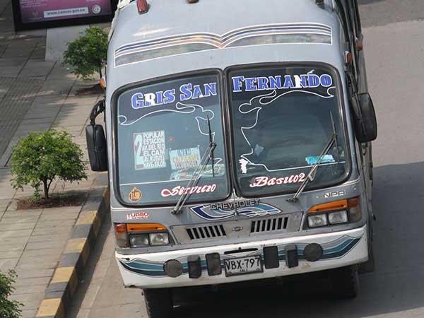 Fallo judicial ordena el reintegro de 300 buses a las calles de Cali