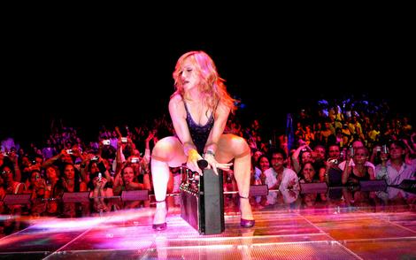 'Madonnamania' en Colombia, obligó a segundo concierto