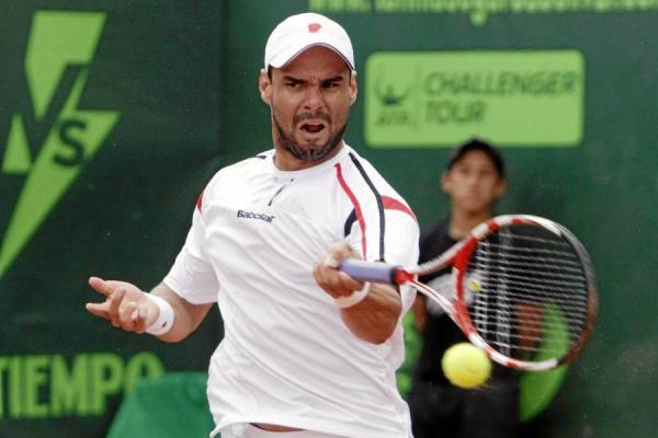 Federer, primer rival de Falla en los Olímpicos