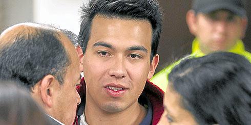 Carlos Cárdenas no apelará su detención en la audiencia de hoy