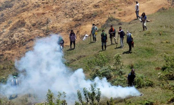 Indígenas del Cauca y gobierno nacional se volverán a reunir el viernes