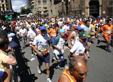 En la Media Maratón de Cali se correrá hasta el último respiro