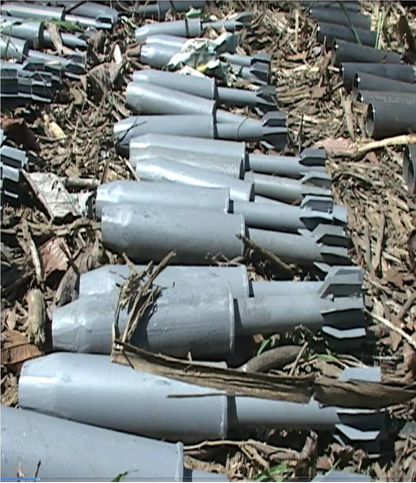 Destruyen fábrica de explosivos en el Cauca