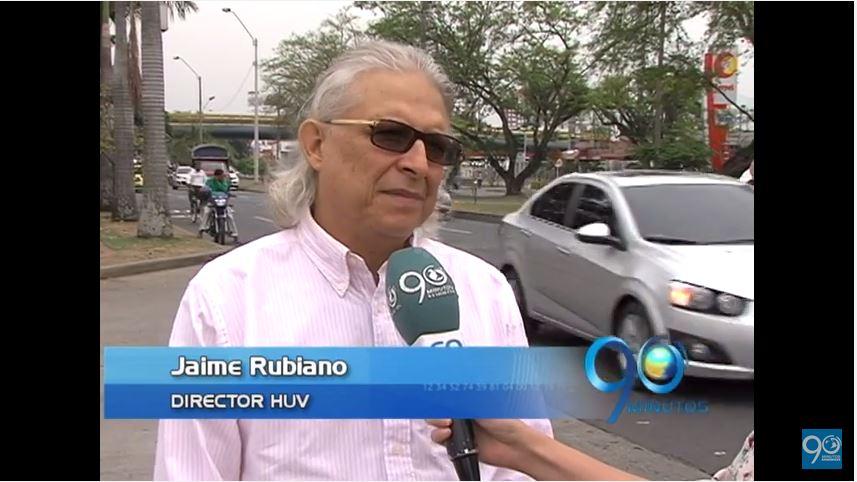 Jaime Rubiano, es el nuevo director del HUV