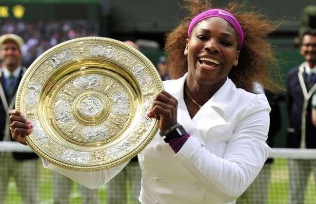 Serena Williams volvió al reinado de Wimbledon
