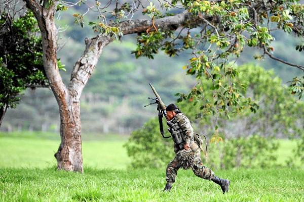 Continúa el hostigamiento de la guerrilla en el norte del Cauca
