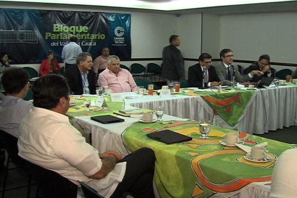 Bloque Parlamentario del Valle no està a gusto con los recursos destinados a la región