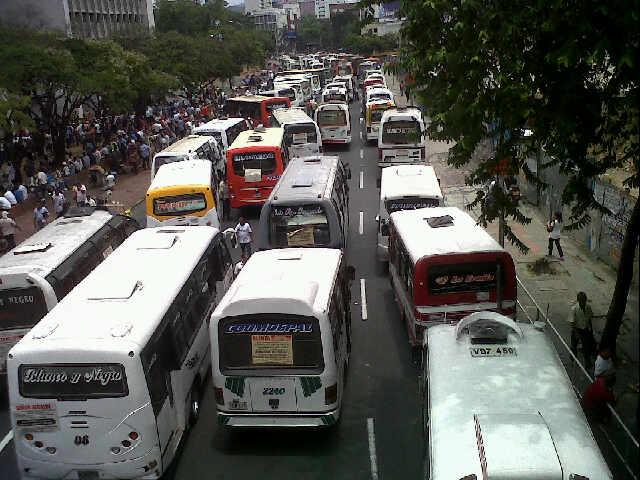 Por paro de transportadores, servicio del Mio será gratis y levantan pico y placa