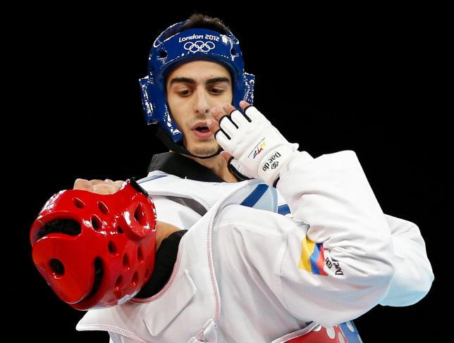 Bronce olímpico para Óscar Muñoz en taekwondo