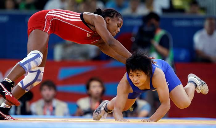 Jackeline Rentería luchará por la medalla de bronce