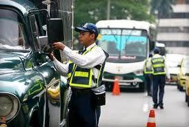 Valle es el segundo departamento en multas de tránsito en el país