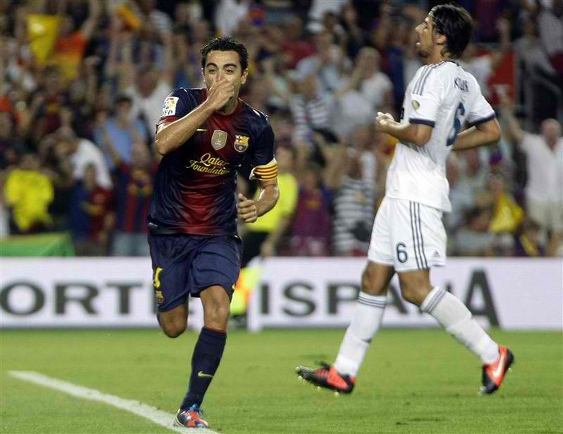 Barcelona pegó primero en la Súpercopa de España