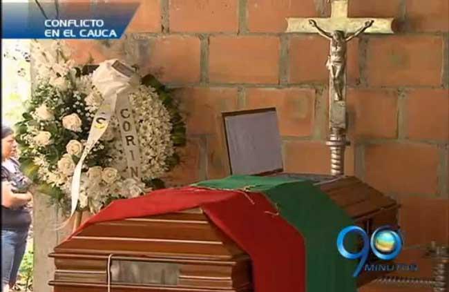 Líder ancestral fue asesinado en Caloto, Cauca