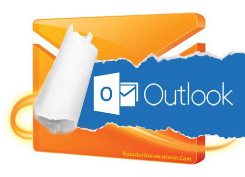 Hotmail desaparece para darle paso a Outlook
