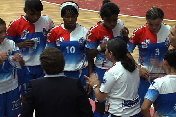 Cali Juniors goleó en el microfútbol femenino
