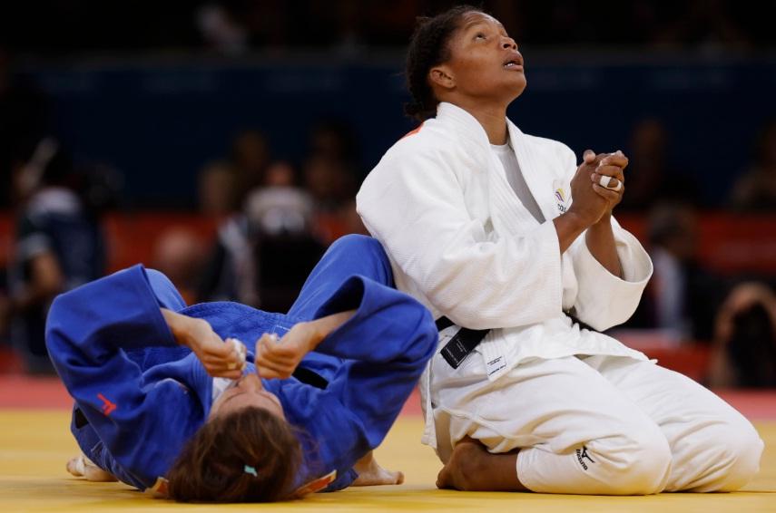 Yuri Alvear logró medalla de bronce para Colombia en los Juegos Olímpicos, Londres 2012