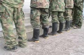 Se entregan guerrilleros en Tumaco