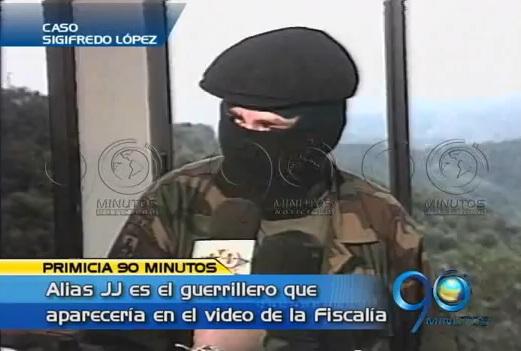 """""""90 Minutos aportó una prueba clave para mi defensa"""": Sigifredo López"""