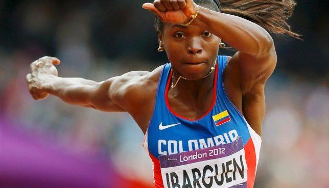 Colombia nuevamente en el pódium olímpico con Catherin Ibargüen