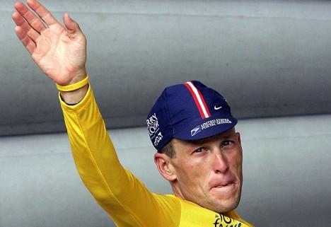 El heptacampeón del Tour de Francia se despide de sus títulos