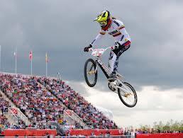 Inicio el BMX en los Juegos Olímpicos 2012
