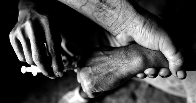 Debate por propuesta de jeringas gratuitas para adictos, está vivo