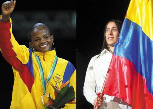 Rentería y Pajón, esperanza de medalla dorada