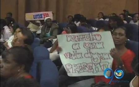 Comunidades afro se reunen en Cali para dar a conocer sus problemáticas