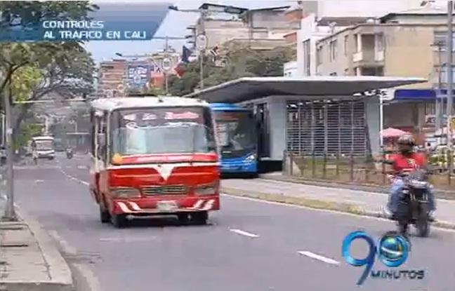 Alcaldía de Cali está preparada ante la salida de los buses tradicionales