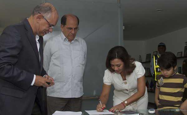 María Helena Quiñónez asumió como alcaldesa (e) de Cali
