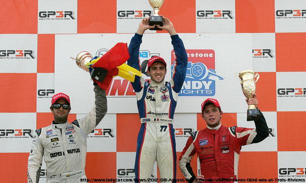 Gustavo Yacamán terminó segundo en Canadá