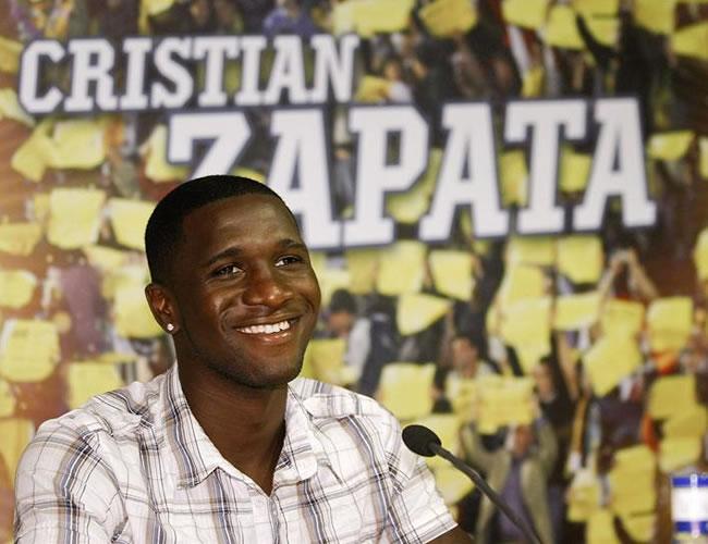 Cristian Zapata jugará en el A.C. Milán
