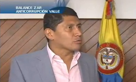 Zar Anticorrupción del Valle entrega balance de su gestión