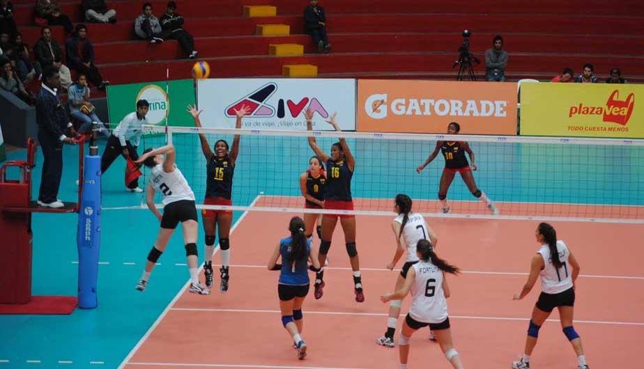 Selección Colombia de voleibol, eliminada de la Copa Panamericana Sub 23