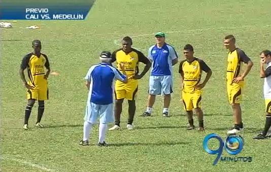 Vladimir Marín y Andrés Pérez, habilitados para jugar ante el Medellín