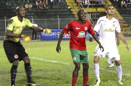 Cortuluá quedó ad portas de la clasificación en el torneo de la B