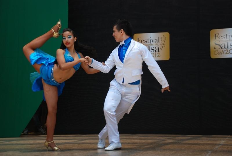 Empezó el Festival Mundial de Salsa en Cali