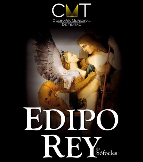 Alejandro Buenaventura presenta 'Edipo Rey'