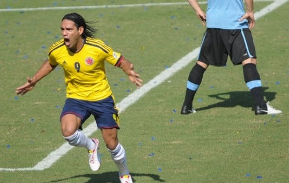 Minuto a minuto del partido Colombia Vs. Uruguay