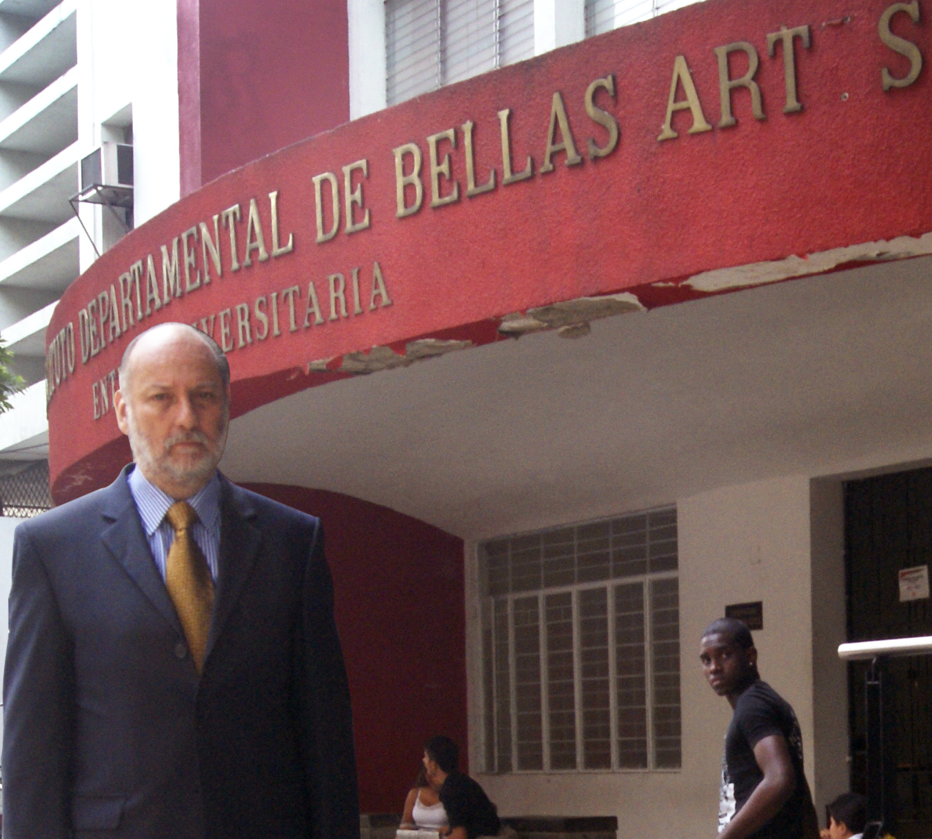 Bellas Artes se debate entre el arte y la muerte