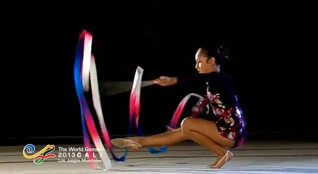 La gimnasia rítmica tiene un campeón sólido en Suramérica: Brasil