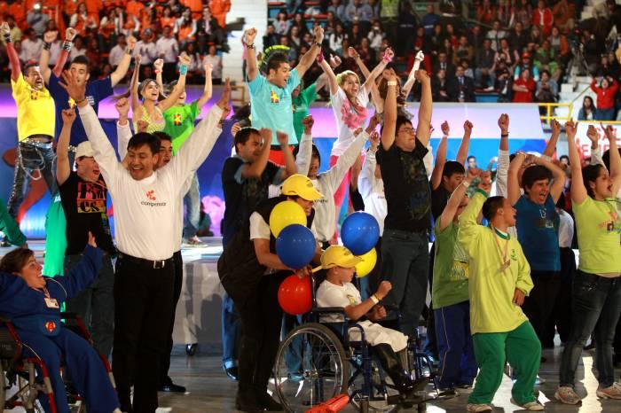 Unos deportistas muy especiales: los héroes de las Olimpiadas  Fides.