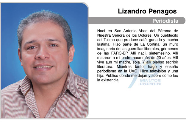 Sobre Verbos, por Lizandro Penagos