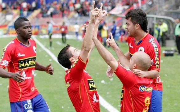 Deportivo Pasto hunde en el fondo de la tabla al Huila