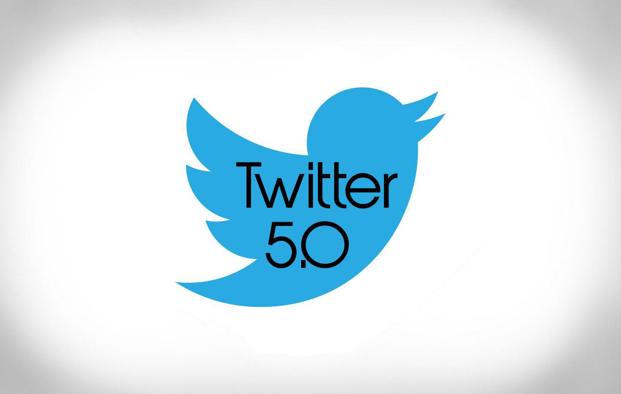 Twitter tiene nuevas aplicaciones en su diseño
