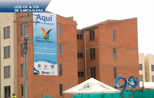 Piden no construir segunda etapa de Altos de Santa Elena